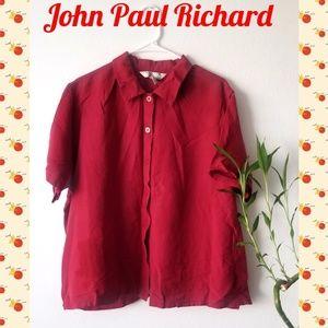 John Paul Richard's Button Down